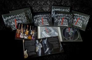 Double CD Digipack « United Guitars, vol. 1 »